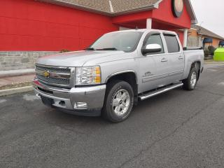 Used 2013 Chevrolet Silverado 1500 LT for sale in Cornwall, ON
