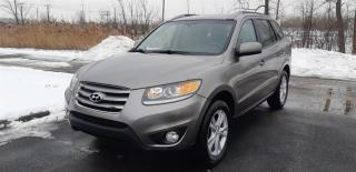 Used 2012 Hyundai Santa Fe FWD 4dr I4 Auto GL Premium for sale in Montréal, QC