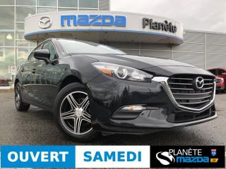 Used 2017 Mazda MAZDA3 GS AUTO CRUISE AIR MAGS BLUETOOTH for sale in Mascouche, QC