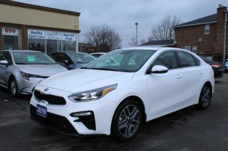Used 2019 Kia Forte EX+ for sale in Brampton, ON