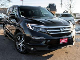 Used 2017 Honda Pilot EX-L 4dr AWD Sport Utility for sale in Brantford, ON