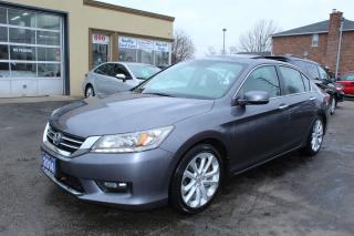 Used 2014 Honda Accord Touring for sale in Brampton, ON