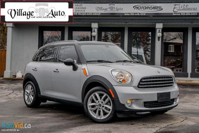 2012 MINI Cooper Countryman 4 door hatch