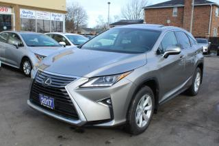 Used 2017 Lexus RX 350 for sale in Brampton, ON