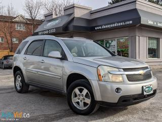 Used 2007 Chevrolet Equinox LT for sale in Mississauga, ON