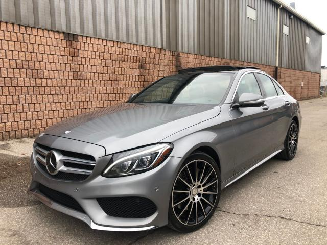 2015 Mercedes-Benz C-Class ***SOLD***