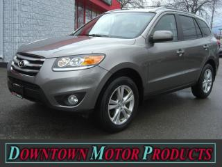 Used 2012 Hyundai Santa Fe LIMITED AWD V6 for sale in London, ON