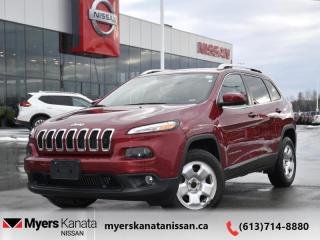 Used 2017 Jeep Cherokee North  - One owner - Non-smoker - $160 B/W for sale in Kanata, ON