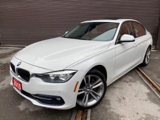 Used 2016 BMW 3 Series 320i xDrive *RED SEATS* Navi/Sunroof/ReverseCamera for sale in BRAMPTON, ON