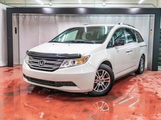 Used 2012 Honda Odyssey EX **8 PASSAGERS**MAGS**8 PNEUS** 90 JOURS SANS PAIEMENTS (DÉTAILS EN CONCESSION) for sale in Montreal, QC