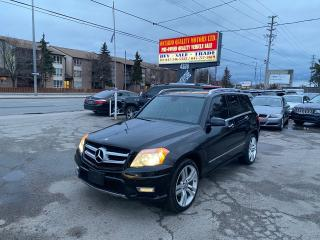 Used 2012 Mercedes-Benz GLK-Class GLK 350 for sale in Toronto, ON