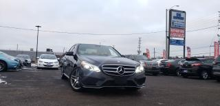 Used 2016 Mercedes-Benz E-Class E 250 BlueTEC diesel Accident  Free Clean Car Fax for sale in Brampton, ON