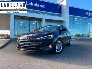 Used 2019 Hyundai Elantra Preferred  AT  - $136 B/W for sale in Prince Albert, SK