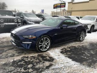 Used 2019 Ford Mustang GT Premium *Prix Hiver* Performance Pkg for sale in Laval, QC
