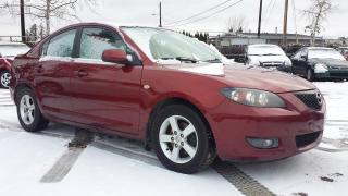 Used 2006 Mazda MAZDA3 i 4-door for sale in West Kelowna, BC