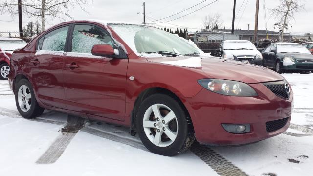 2006 Mazda MAZDA3 i 4-door
