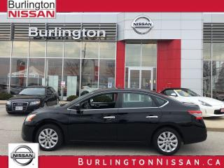 Used 2014 Nissan Sentra for sale in Burlington, ON