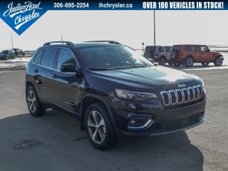 New 2020 Jeep Cherokee Limited 4x4 | Leather | Nav | Bluetooth for sale in Indian Head, SK