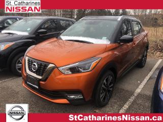 New 2020 Nissan Kicks SR CVT for sale in St. Catharines, ON