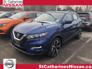 New 2020 Nissan Qashqai SL AWD CVT for sale in St. Catharines, ON