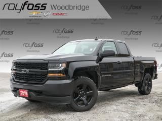 Used 2018 Chevrolet Silverado 1500 4X4, BACKUP CAM for sale in Woodbridge, ON