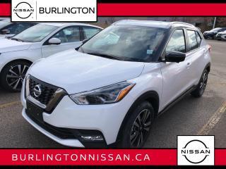 New 2020 Nissan Kicks SR FWD for sale in Burlington, ON