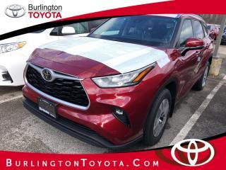New 2020 Toyota Highlander XLE AWD (Natl) for sale in Burlington, ON