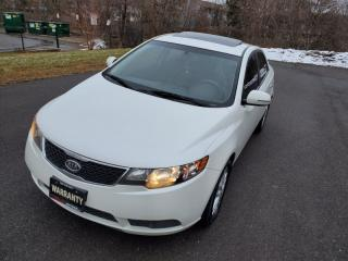 Used 2012 Kia Forte 4DR SDN EX for sale in Mississauga, ON