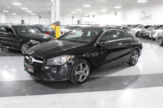 Used 2016 Mercedes-Benz CLA-Class CLA250 4MATIC I NO ACCIDENTS I AMBIENT LIGHT I NAVIGATION for sale in Mississauga, ON