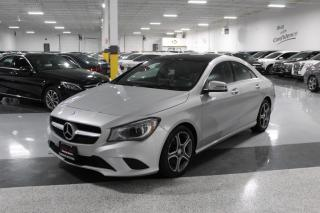 Used 2016 Mercedes-Benz CLA-Class CLA250 4MATIC I NAVIGATION I SUNROOF I BLIND SPOT I REAR CAM for sale in Mississauga, ON