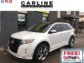 Used 2013 Ford Edge 4dr Sport AWD for sale in Nobleton, ON