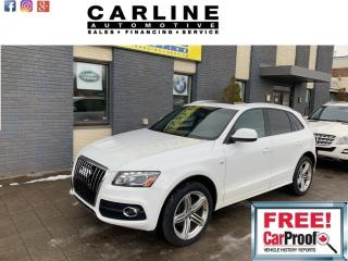 Used 2010 Audi Q5 quattro 4dr 3.2L Premium for sale in Nobleton, ON