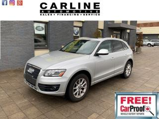 Used 2012 Audi Q5 quattro 4dr 2.0L Premium Plus for sale in Nobleton, ON