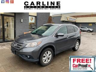 Used 2012 Honda CR-V AWD 5dr Touring for sale in Nobleton, ON