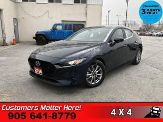 Used 2019 Mazda MAZDA3 GS  AWD HS BS LD HTD-S/W ACTIVE-CC for sale in St. Catharines, ON