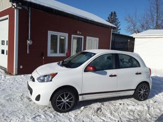 Used 2015 Nissan Micra Sr*camera*bluetooth*mags for sale in Richelieu, QC
