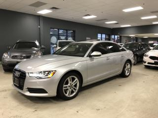 Used 2014 Audi A6 2.0T QUATTRO TECHNIK*360*CAMERA*BOSE SOUND SYSTEM* for sale in North York, ON