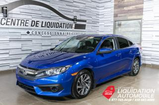 Used 2017 Honda Civic EX+TOIT+MAGS for sale in Laval, QC