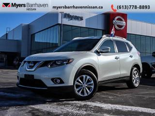 Used 2016 Nissan Rogue SV  Heated Seats + Bluetooth for sale in Nepean, ON