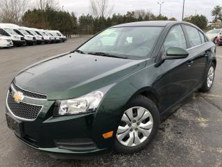 Used 2014 CHEV CRUZE 1LT 2WD for sale in Cayuga, ON