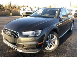 Used 2017 Audi A4 ALLROAD KOMFORT  AWD for sale in Cayuga, ON