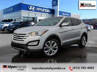 Used 2013 Hyundai Santa Fe SE  - $114 B/W for sale in Kanata, ON