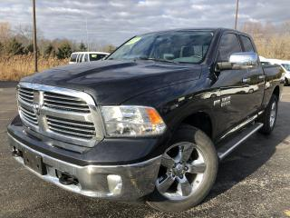 Used 2017 RAM 1500 SLT BIG HORN QUAD 4X4 for sale in Cayuga, ON