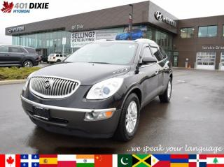 Used 2009 Buick Enclave CX for sale in Mississauga, ON