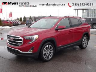 New 2020 GMC Terrain SLT  - Sunroof - Navigation - Heated Seats for sale in Kanata, ON