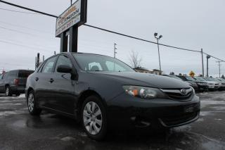 Used 2010 Subaru Impreza Awd*manuelle*1 proprio for sale in Ste-Sophie, QC