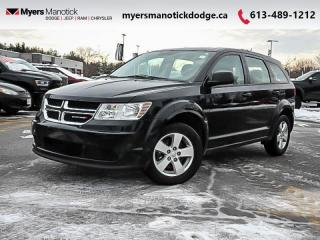 Used 2017 Dodge Journey Canada Value Package  -  Power Windows - $111 B/W for sale in Ottawa, ON