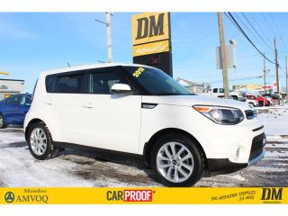 Used 2018 Kia Soul EX+   CAMÉRA   SIÈGES & VOLANT CHAUFFANTS for sale in Salaberry-de-Valleyfield, QC