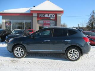 Used 2012 Nissan Rogue AWD 4dr SL for sale in Notre-Dame-Des-Prairies, QC