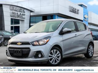 Used 2016 Chevrolet Spark LT  - A/C -  Bluetooth - Low Mileage for sale in Etobicoke, ON